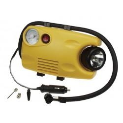 Compresseur (116 Psi) Avec Manometre Et Lampe De Travail (12 V / 3 W)