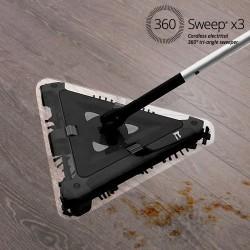 Balai Électrique Triangulaire 360 Sweep