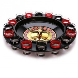 Jeu Shooters Roulette Drinking Roulette Set