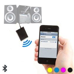 Récepteur Audio Bluetooth - Rose