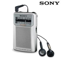 Miniradio de Poche Sony SRFS26