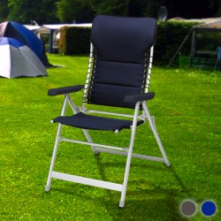 Chaise Pliante Campart Travel - CH0592 Bleu marine