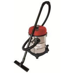 Aspirateur eau et poussière 1200w 25L inox