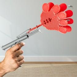 Pistolet tapette à mouches Mains