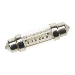 AMPOULE LED DE VOITURE 12V, 3 LEDS BLEUES (2pcs/blister)