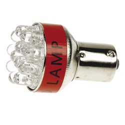 AMPOULE LED DE VOITURE 12V, 12 LEDS BLANCHES (1pc/blister)