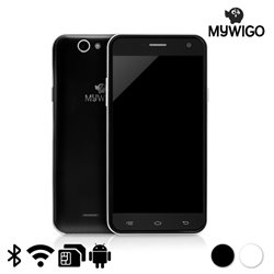Téléphone Intelligent 5'' MyWigo Magnum 2