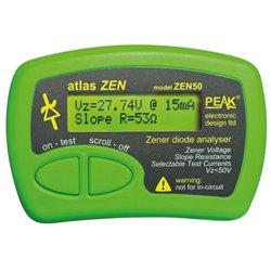 Atlas Zen - Analyseur De Diodes Zener (0 - 50 V)
