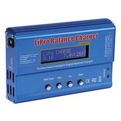 Chargeur Équilibreur Pour Accus Li-Ion/Lipo