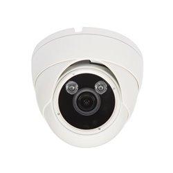 Caméra Ip - Extérieur - Dôme - Ir - Eagle Eyes - Ets - Poe - Antivandalisme - 2 Mp