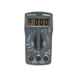 Multimètre Numérique - Cat Ii 500 V / Cat Iii 300 V - 10A - 1999 Points