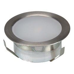 Éclairage Intérieur Led - Montage Encastré - 6 X 0.3 W - Blanc Chaud