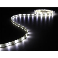 Flexible À Led - Blanc Froid 6500K - 150 Led - 5M - 12V