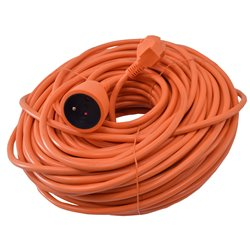 Allonge Electrique 50M-3G*1.5Mm2-Orange