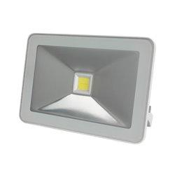 Projecteur Led Design - 50 W, Blanc Neutre - Blanc