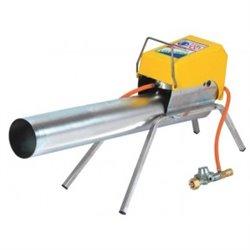 Epouvantail à gaz canon simple