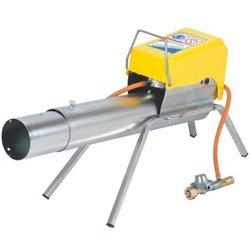 Epouvantail à gaz canon télescopique