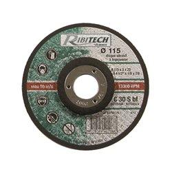 Disques à Tronçonner Matériaux 115 mm