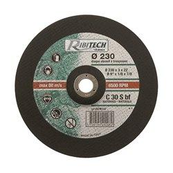 Disques à Tronçonner Matériaux 230 mm