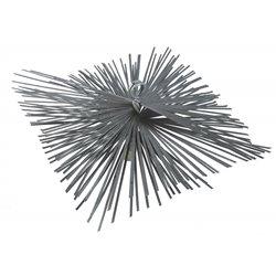Hérisson carré côté 250 mm en acier