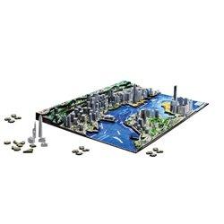 Puzzle 4D - Hong Kong - 1100 Pcs