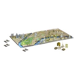 Puzzle 4D - Paris - 1100 Pcs