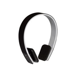 Bth-203Black - Casque Bluetooth - Noir