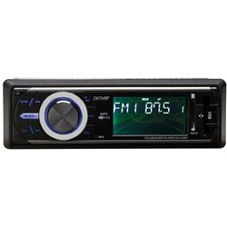 Cau-439Bt - Autoradio Bluetooth Fm/Am Avec Fonction Rds