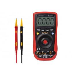 Multimètre Numérique - Cat. Iii 600 V / Cat. Iv 300 V - 2000 Points - Plage Automatique