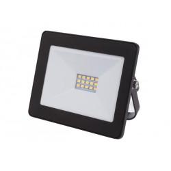 Projecteur Led Pour L'Extérieur - 10 W, Blanc Neutre - Noir
