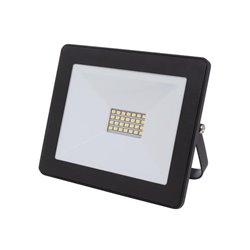 Projecteur Led Pour L'Extérieur - 20 W, Blanc Neutre - Noir