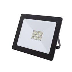 Projecteur Led Pour L'Extérieur - 50 W, Blanc Neutre - Noir