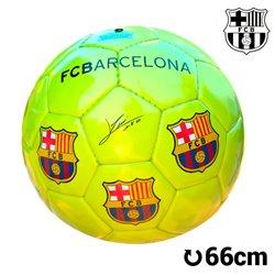 Ballon de Football Grand Jaune FC Barcelone