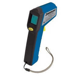 Thermomètre infrarouge laser - -20 °C à + 320 °C