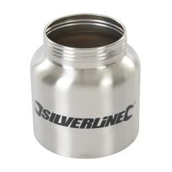 Réservoir en métal 800 ml pour pulvérisateur HVLP - Réservoir en métal 800ml