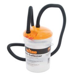 Collecteur de sciure 23 litres - DCA300
