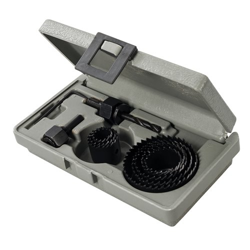Kit scie-cloche, 11 pcs - 19 - 64 mm