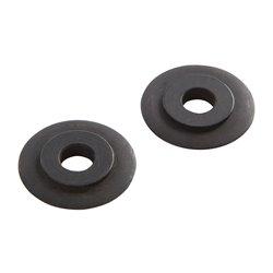 Lot de 2 disques de coupe de rechange pour coupe-tube 3 * 18 mm