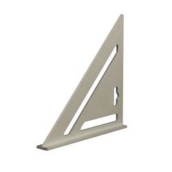 Équerre en aluminium robuste - 185 mm
