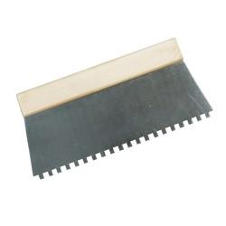 Peigne à colle - Dents 6 mm