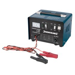 Chargeur de batterie 12/24 V - Pour batteries de 20 à 240 Ah