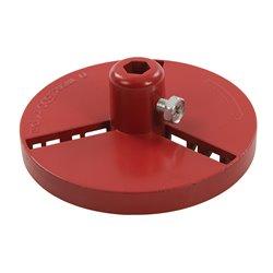 Mandrin pour scies-cloches en carbure de tungstène