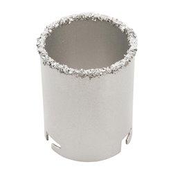 Scie-cloche aux grains de carbure de tungstène