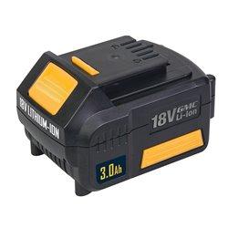 Batterie Li-ion 18 V haute capacité 3 Ah - GMC18V30