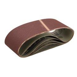 Bandes abrasives 100 x 610 mm 5 pcs - Grain 150
