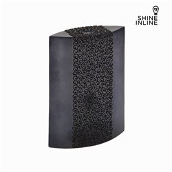 Lampe rectangulaire noire by Shine Inline