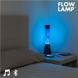 Lampe à Lave Bluetooth avec Enceinte Flow Lamp