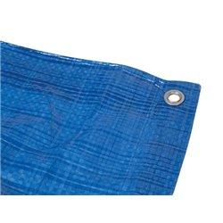 Bâche - Bleu Clair - Promo - 3 X 4 M