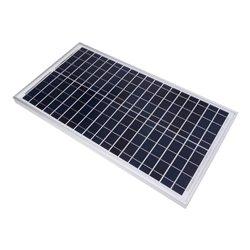 Panneau Solaire Polycristallin 30 W 12 V