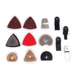 Accessoires Pour Outil Multifonctions - 23 Pcs